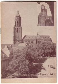 De Arnhemse St. Eusebius kerk vóór en na de verwoesting : foto's met inleiding
