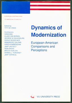 Dynamics of modernization : European-American comparisons and perceptions