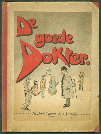 De goede dokter : een nuttig prentenboek voor jong en oud