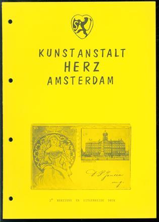 Kunstanstalt Herz Amsterdam