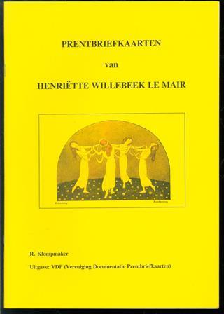Prentbriefkaarten van Henriëtte Willebeek le Mair