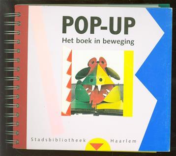 Pop-up  het boek in beweging