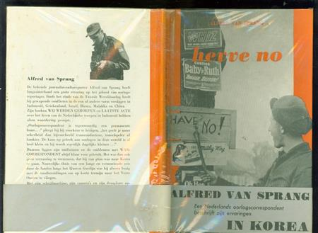 Hevve no : een Nederlandse oorlogscorrespondent beschrijft zijn ervaringen in Korea