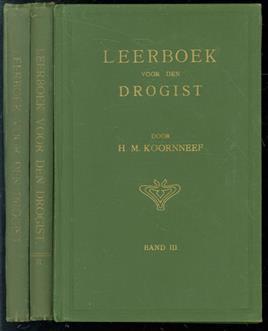 Leerboek voor den drogist (handbook for drugstore)