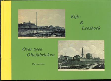 Kijk- & leesboek over twee oliefabrieken