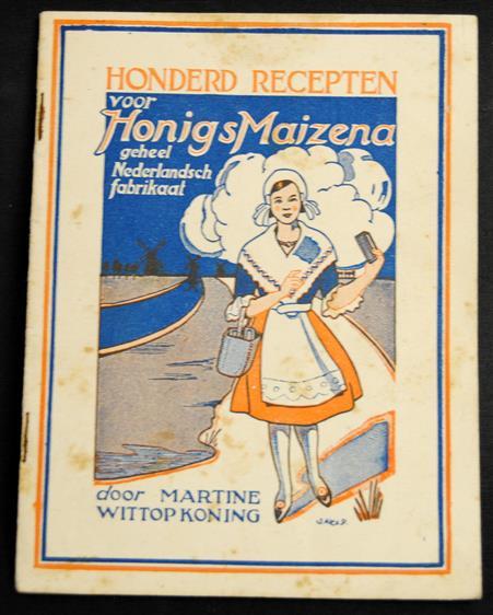 Honderd recepten voor Honig's Maizena