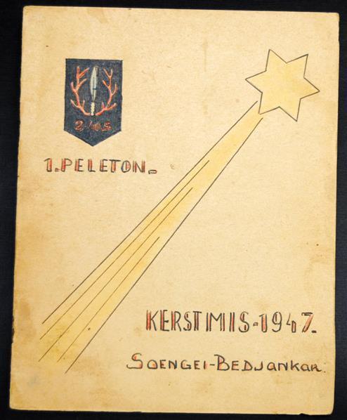 2.4 RS 1st. Peleton Kerstmis 1947 Soengei Bedjankar