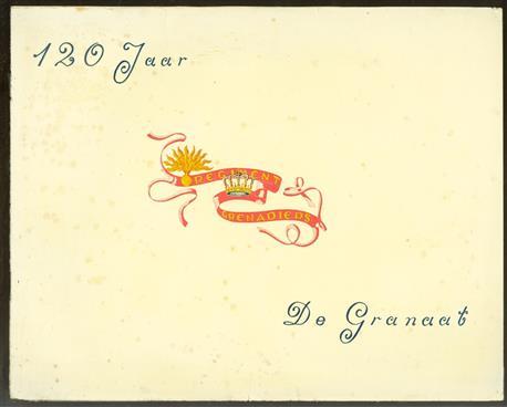 120 jaar Regiment grenadiers De Granaat., ( Ballade van Piet Prik )