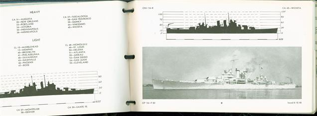 O.N.I. 54 - R., U.S. Naval ships and aircraft. ( restricted )