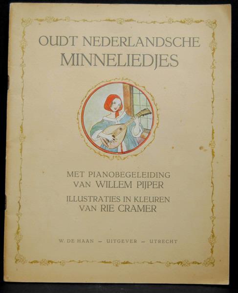 Oudt Nederlandsche minneliedjes
