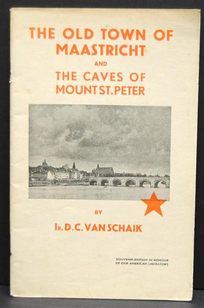 The old town of Maastricht and the caves of Mount St. Peter