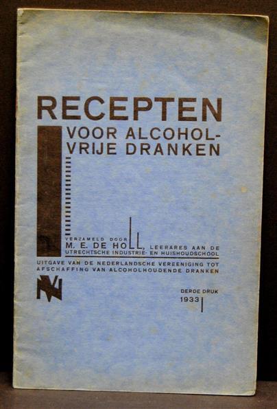 Recepten voor alcoholvrije dranken