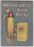 Maizena Duryea kookboekje