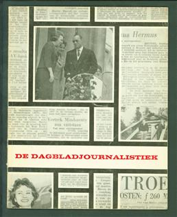De dagbladjournalistiek