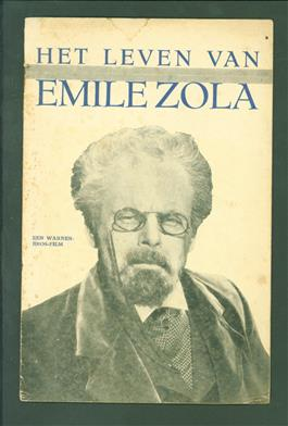 Het leven van Emile Zola