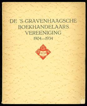 De 's-Gravenhaagsche boekhandelaars-vereeniging in de jaren 1904 - 1934