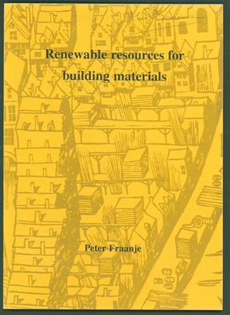 Renewable resources for building materials