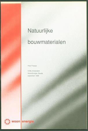 Natuurlijke bouwmaterialen