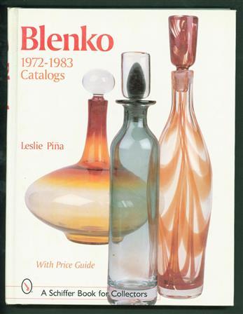 Blenko glass, 1972-1983, catalogs