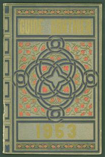 Guide - catalogue de Ch. Gonthier Fils ( Paper bound soft cover catalogue of seeds