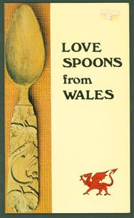 Love spoons from Wales