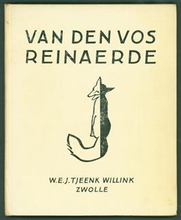 Van den Vos Reinaerde ( uitgave in de oorspronkelijke taal )