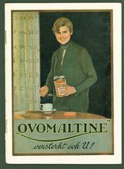 Ovomaltine versterk ook u !. Voeding en ondervoeding ( Ovaltine )