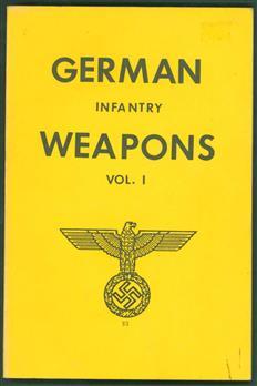 German infantry weapons.