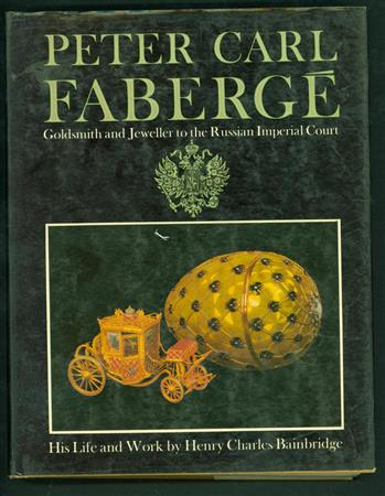 Peter Carl Fabergé, goldsmith and jeweller to the Russian Imperial Court