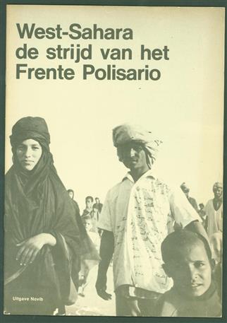 West-Sahara de strijd van het Frente Polisario