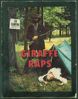 Giraffe raps : a tale of advertising in America
