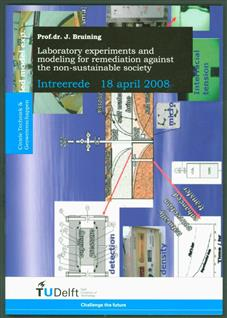 (BROCHURE) (BROCHURE) Laboratory experiments and modeling for remediation against the non-sustainable society
