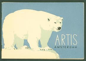 Artis voor jong en oud., Artis Amsterdam ( incl plattegrond )