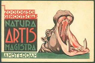"""Koninklijk Zoölogisch Genootschap """"Natura Artis Magistra"""","""