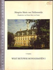 Margrita Maria van Falckensteijn : pleegdochter van prinses Maria van Oranje