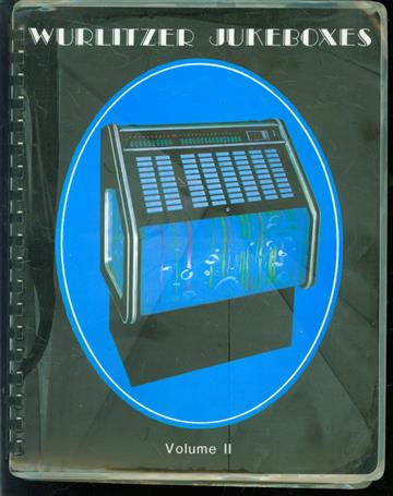 Wurlitzer jukeboxes and other nice things. Volume II More on before '74 and the models that came after