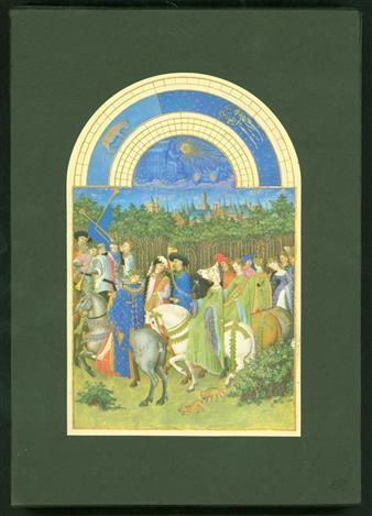 De Très riches heures van Jean duc de Berry