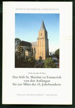 Das Stift St. Martini zu Emmerich von den Anfängen bis zur Mitte des 15. Jahrhunderts