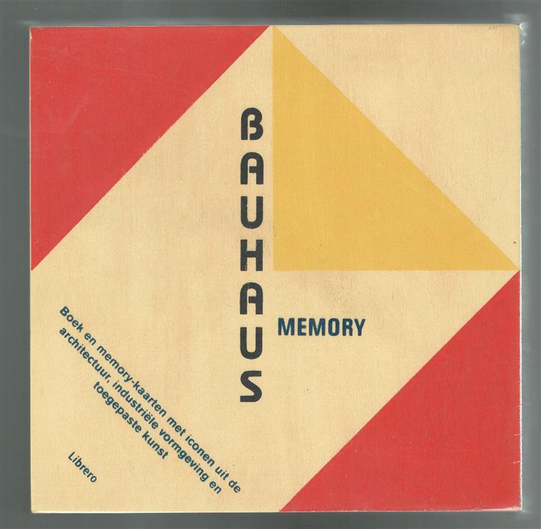 Bauhaus memoryboek