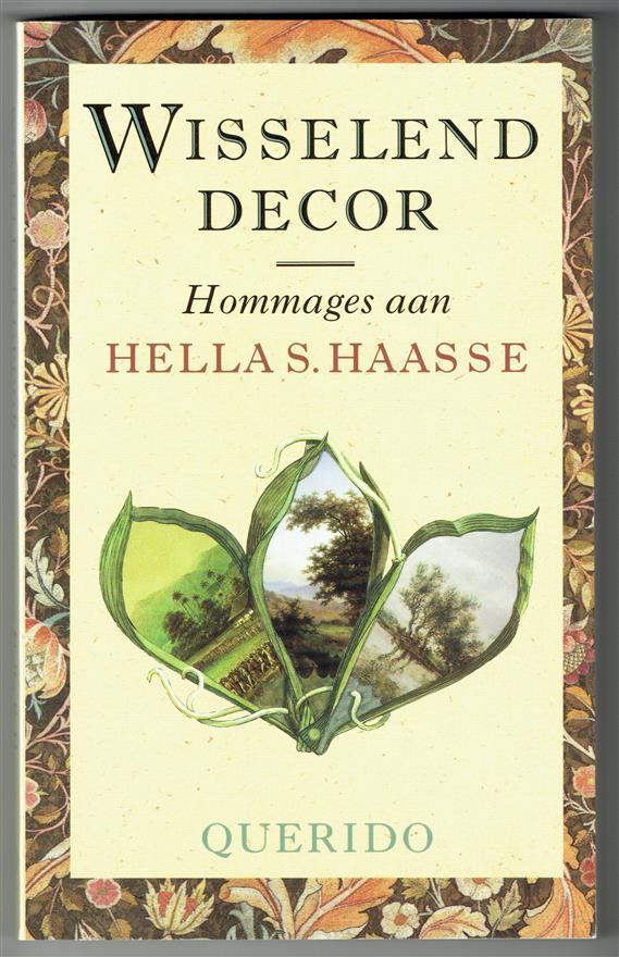 Wisselend decor : hommages aan Hella S. Haasse