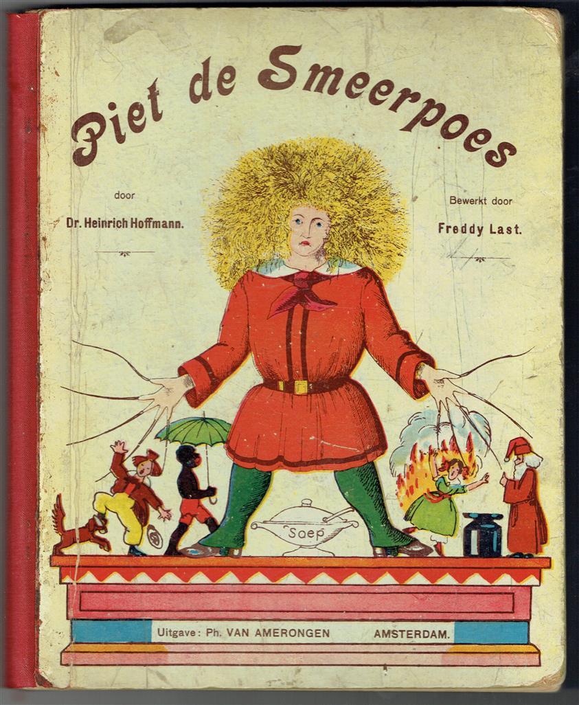 Piet de Smeerpoes