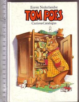 Eerste Nederlandse Tom Poes curiosa catalogus.