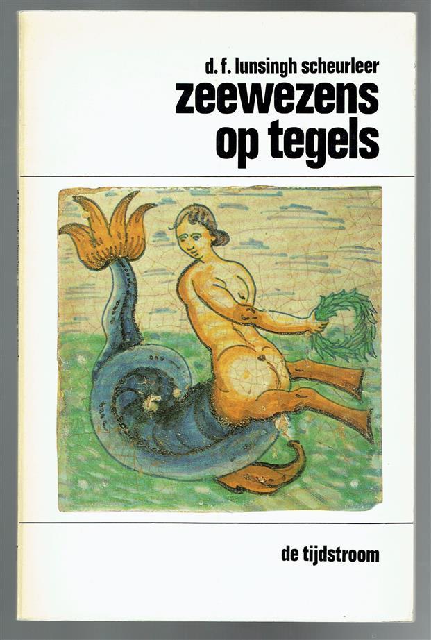 Zeewezens op tegels. ( Sea creatures on tiles )