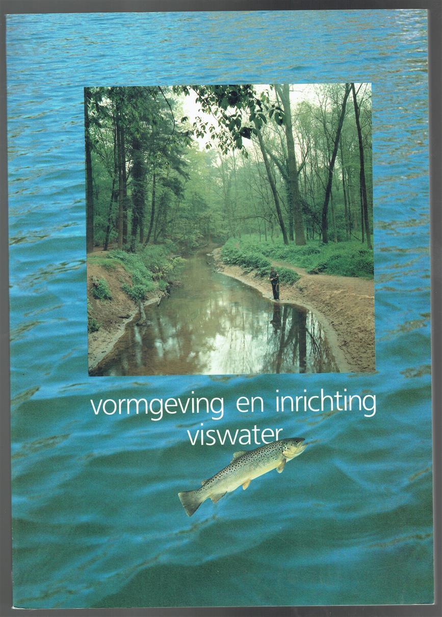 Vormgeving en inrichting viswater