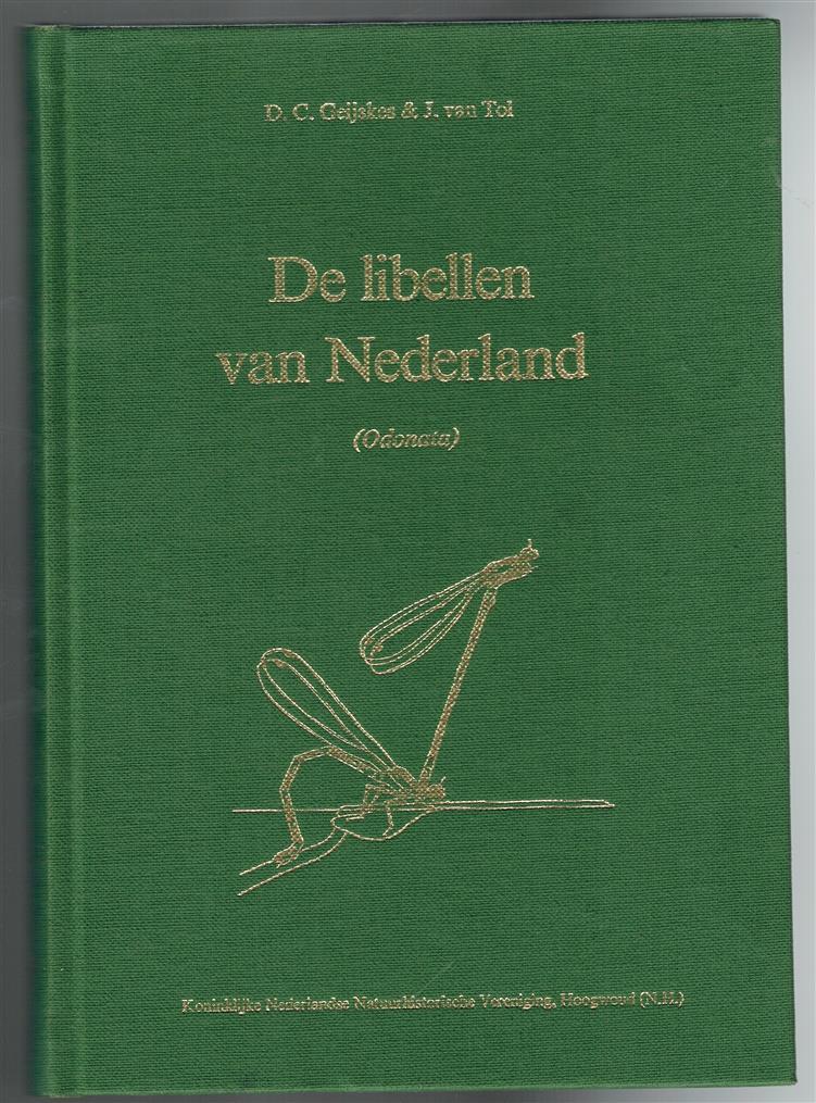 De libellen van Nederland ( = The dragonflies Netherlands )