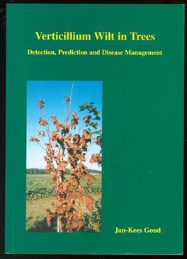 Verticillium wilt in trees