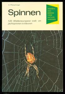 Spinnen ( = spiders )
