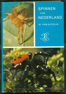 Spinnen van Nederland