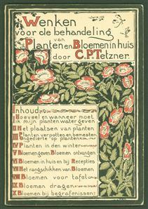 Wenken voor de behandeling van planten en bloemen in huis