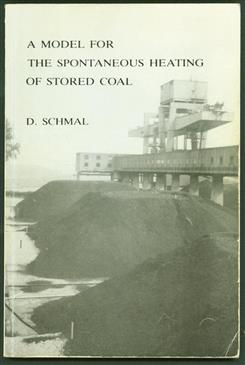 A model for the spontaneous heating of stored coal